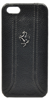 Чехол Ferrari для iPhone 5s Hard FF-Collection-Black