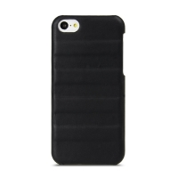 Накладка кожаная Melkco для iPhone 5C Leather Snap Cover Craft Limited Edition Prime Horizon Black Wax Leather