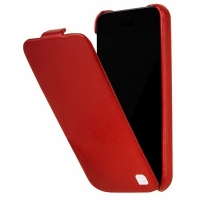 Чехол HOCO для iPhone 5C - HOCO Duke Leather Case Red