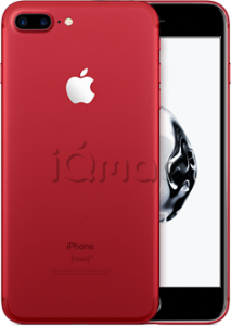 Купить iPhone 7 Plus 128GB Red iQmac Special Edition