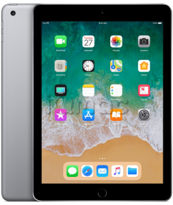 "Купить iPad 9,7"" (2018) 32gb / Wi-Fi / Space Gray"