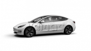 Tesla Model 3 Long Range Battery White