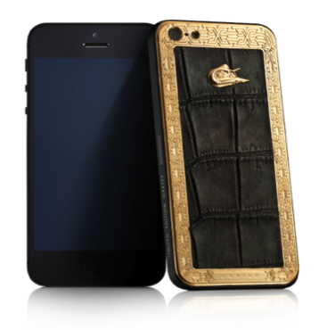 Купить CAVIAR iPhone 5S Unico Alligatore LE