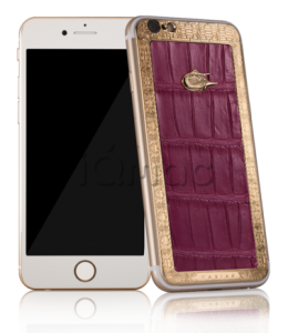 Купить CAVIAR iPhone 6S 128Gb Unico Ametista