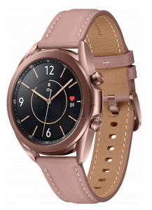 Купить Samsung Galaxy Watch3 (41 мм)  Mystic Bronze/Бронзовый