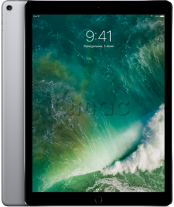 "купить Apple iPad Pro 12,9"" (mid 2017) 256Гб / Wi-Fi / Space Gray"