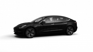 Tesla Model 3 Performance Black