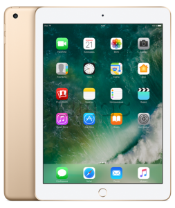 "Купить iPad 9,7"" (2017) 32gb Gold Wi-Fi"