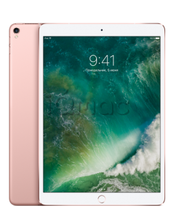 "Купить iPad Pro 10.5"" 256gb / Wi-Fi + Cellular / Rose Gold"