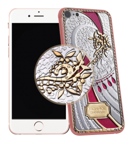 Купить Caviar iPhone 7 Icone di Stile Monroe Diamante