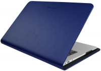 "Чехол для Macbook Air 13,3"" Macally Airfolio (синий)"