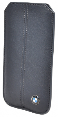 Чехол BMW для iPhone 5s Signature Sleeve Blue