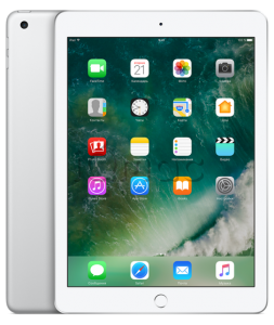 "Купить iPad 9,7"" (2017) 128gb Silver Wi-Fi"