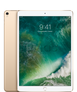 "Купить iPad Pro 10.5"" 256gb Gold Wi-Fi + Cellular"
