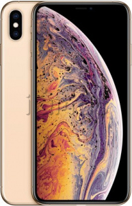 Купить iPhone Xs Max 64Gb (Dual SIM) Gold / с двумя SIM-картами