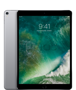 "Купить iPad Pro 10.5"" 64gb / Wi-Fi / Space Gray"