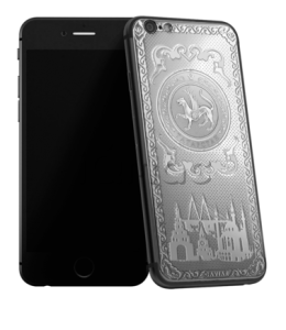 Купить CAVIAR iPhone 6S 128Gb Atlante Tatarstan Platinum по низкой цене