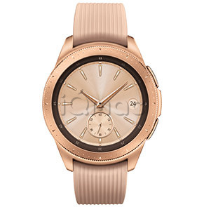 Купить Galaxy Watch (42mm) Rose Gold