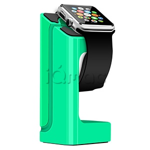 Док-станция для Apple Watch Noot Charging stand - Зеленый