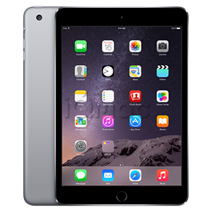 APPLE iPad mini 3 16Gb Space Gray Wi-Fi + Cellular