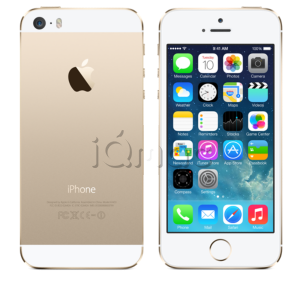 Купить Apple iPhone 5S 16GB Gold
