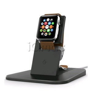 Док-станция Twelve South для зарядки Apple Watch - Черный