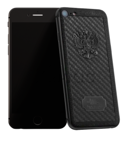 Купить Caviar iPhone 7 Atlante Russia Carbon Black