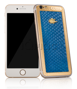 Купить CAVIAR iPhone 6S 128Gb Amore l'Azzurro