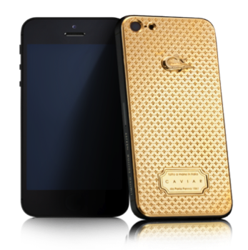 Купить CAVIAR iPhone 5S Unico Sole