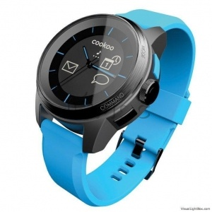 Купить COOKOO Умные часы COOKOO Smart Watch синие