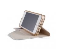 Чехол Element Case Soft-Tec Au Wallet для iPhone 5/5s White/Gold