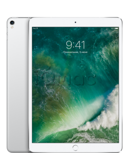 "Купить iPad Pro 10.5"" 256gb / Wi-Fi + Cellular / Silver"
