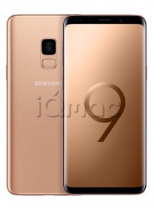 Купить Смартфон Samsung Galaxy S9, 128Gb, Ослепительная платина