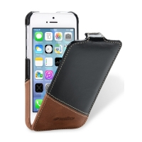 Чехол Melkco для iPhone 5C Leather Case Jacka Type Mix and Match Series Vintage Black/ Classic Vintage
