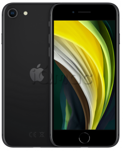Купить iPhone SE 256Gb Black (2020)