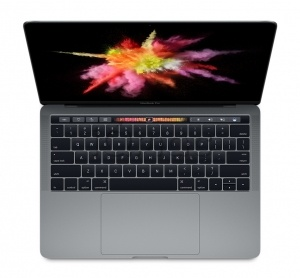 "Купить MacBook Pro 13"" «Серый космос» (MLH12) Touch Bar и Touch ID // Core i5 2,9 ГГц, 8 ГБ, 256 ГБ Flash, Intel Iris Graphics 550 (Late 2016)"