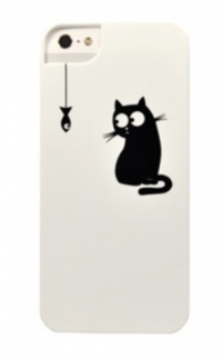 Чехол iCover Cats Silhouette 11 для iPhone 5/5s