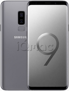 Купить Смартфон Samsung Galaxy S9+, 256Gb, Титан