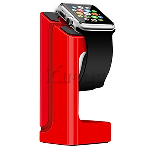 Док-станция для Apple Watch Noot Charging stand - Красный