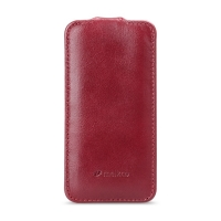 Чехол Melkco для iPhone 5C Leather Case Jacka Type Vintage Red