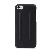 Накладка кожаная Melkco для iPhone 5C Leather Snap Cover Craft Limited Edition Prime Twin Black Wax Leather