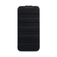 Чехол Melkco для iPhone 5C Leather Case Craft Limited Edition Prime Horizon Black Wax Leather