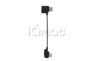 DJI Кабель Mavic RC Cable (Reverse Micro USB connector) (Part 4)