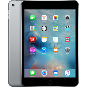 Купить Apple iPad mini 4 128Гб Space Gray Wi-Fi + Cellular