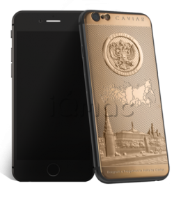 Купить CAVIAR iPhone 6S 128Gb Supremo President