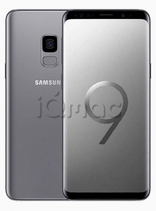 Купить Смартфон Samsung Galaxy S9, 128Gb, Титан