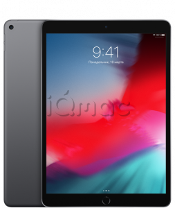Купить iPad Air (2019) 64Gb / Wi-Fi / Space Gray