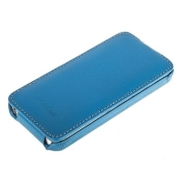 Чехол Melkco для iPhone 5C Leather Case Jacka Type Blue LC