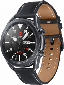 Купить Samsung Galaxy Watch3 (45 мм)  Mystic Black/Черный