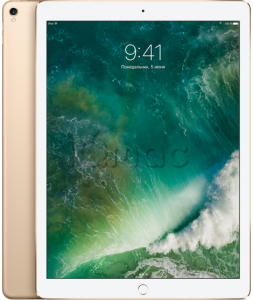 "купить Apple iPad Pro 12,9"" (mid 2017) 64Гб / Wi-Fi + Cellular / Gold"